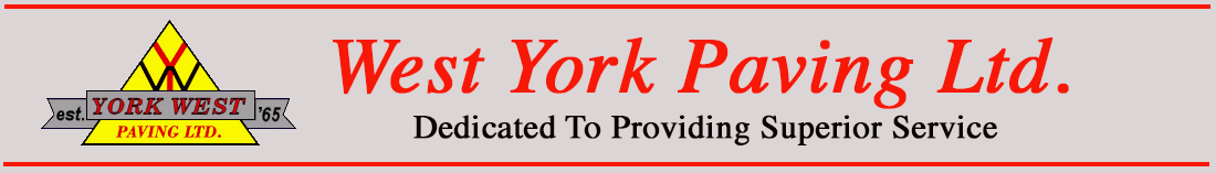 West York Paving | Commercial & Residential Paving Since 1965
